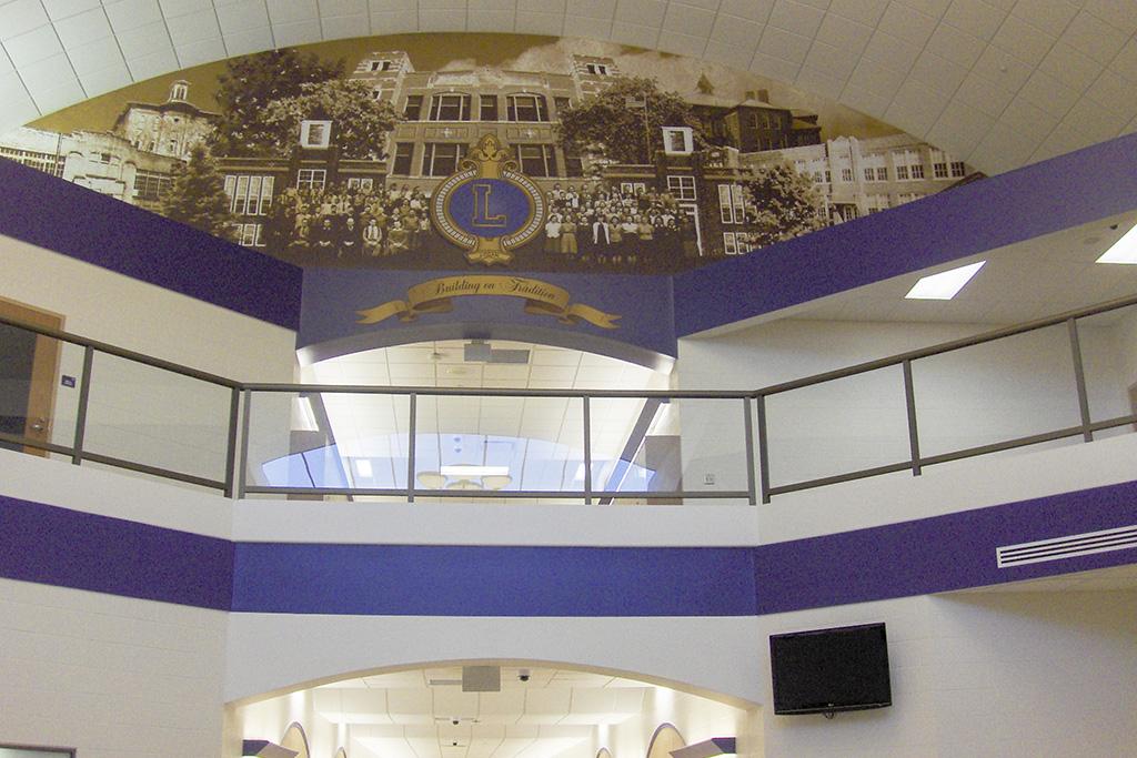 Logan High School